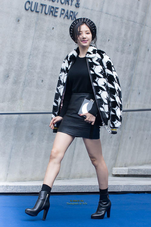 APink NaEun fashion