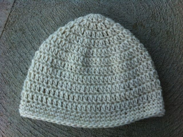 A Quick Crocheted Hat Tutorial | Grey, Patterns and Beanie