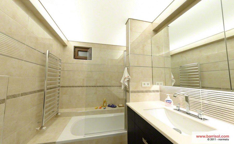 plafond tendu salle de bain - Recherche Google Salle du0027eau Pinterest - plafond salle de bain