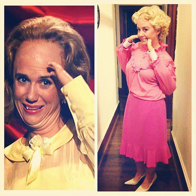 55 Fabulously Funny Halloween Costumes For Women #funnyhalloweencostumes