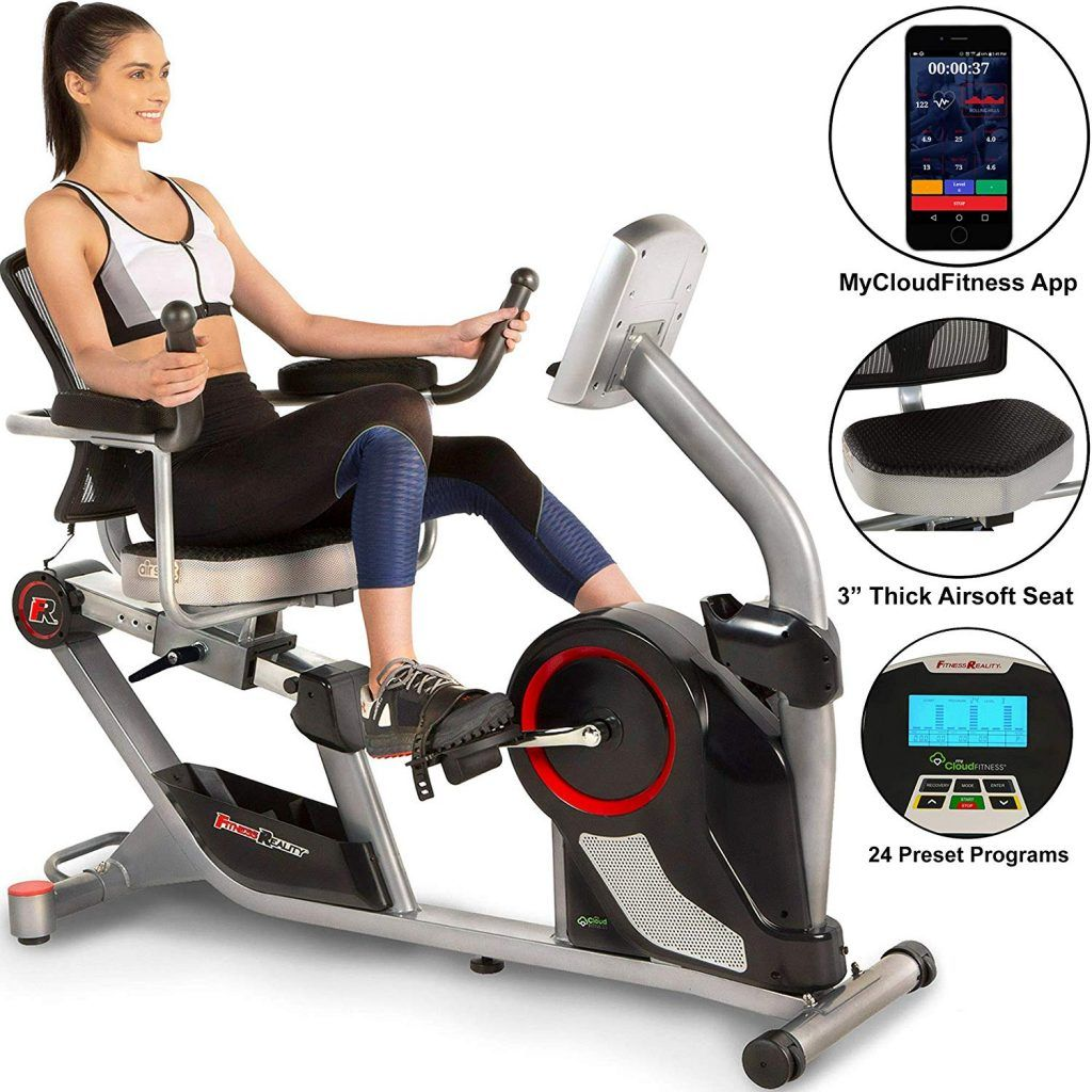 Fitness reality xclass 450sl bluetooth smart is a
