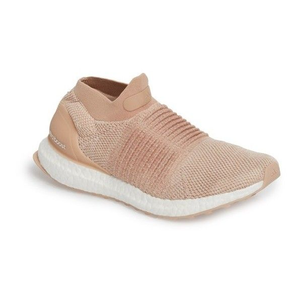 2b79925d596bd Women s Adidas Ultraboost Laceless Running Shoe (€160) ❤ liked on Polyvore  featuring shoes