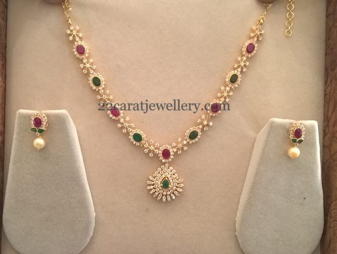 Simple Latest Gold Necklace Designs In 20 Grams With Price