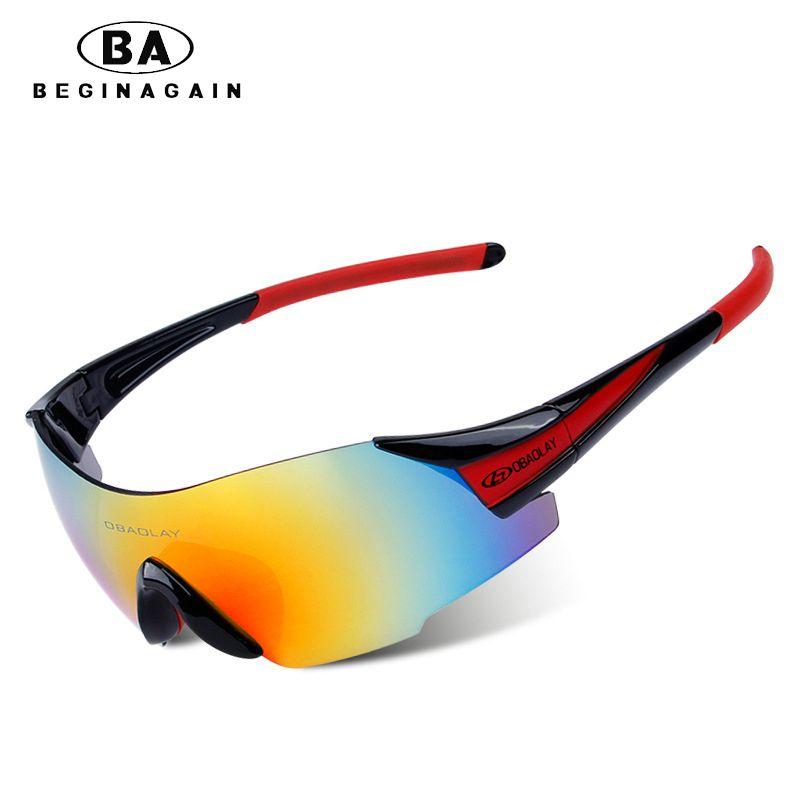 1d9eb05fa08 Cycling Glasses UV400 Protection Polarized Eyewear Bike Riding Motorcross  Sun Glasses Frameless Gafas Cicismo