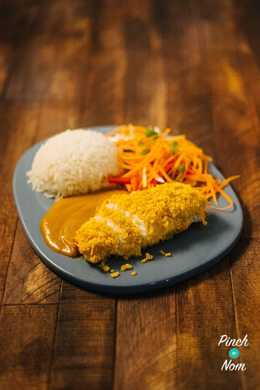 Katsu Chicken Curry Pinch Of Nom Slimming Recipes In 2019