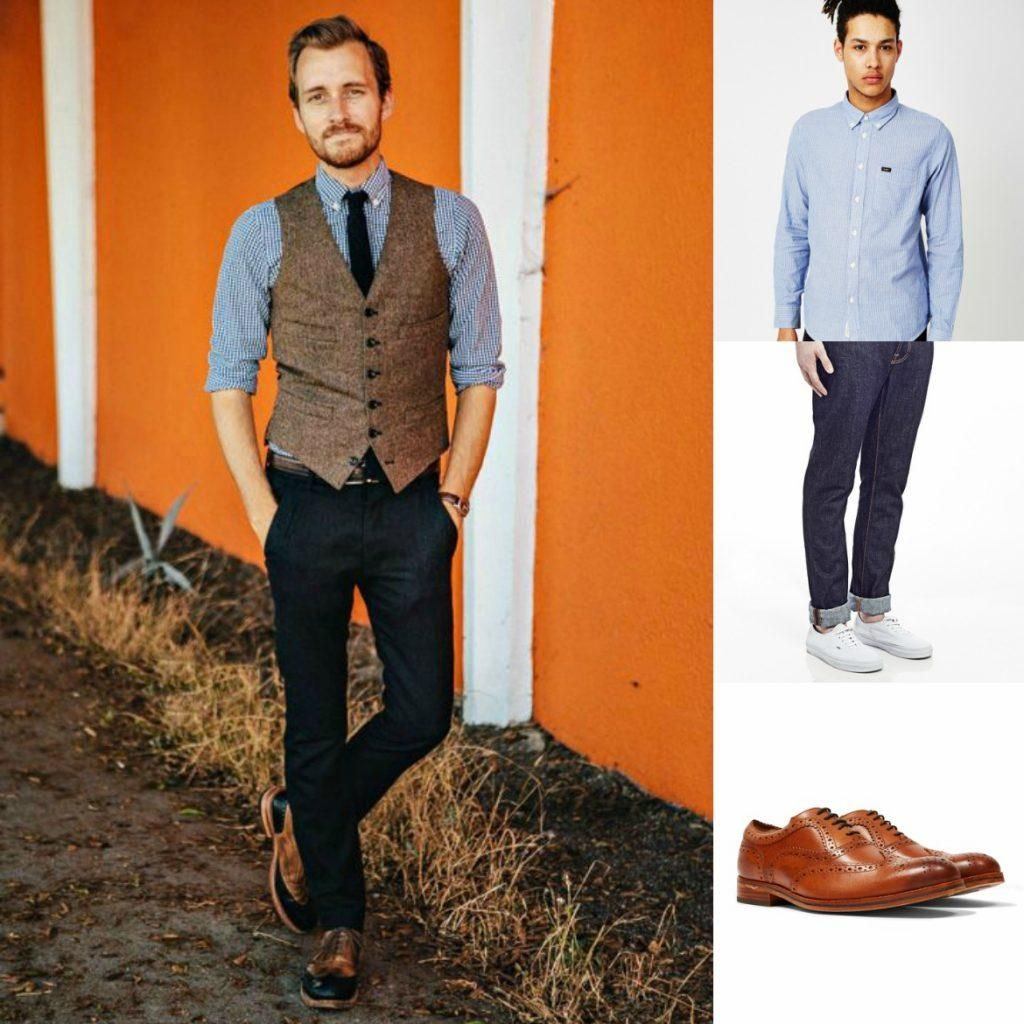 Casual Wedding Outfits for Men Ideas What to Wear as Wedding