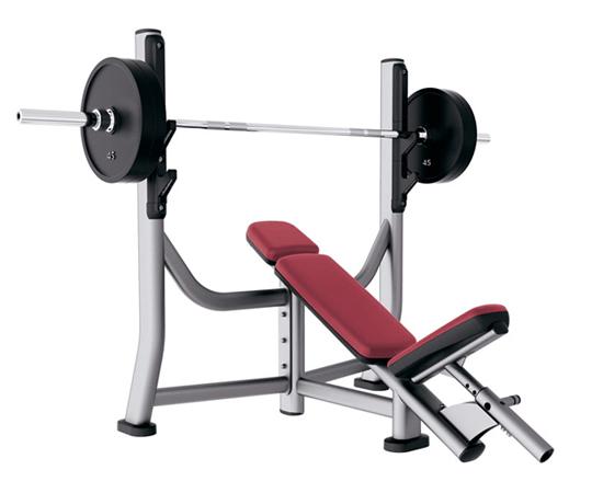 Incline bench gym equipment name description essentially