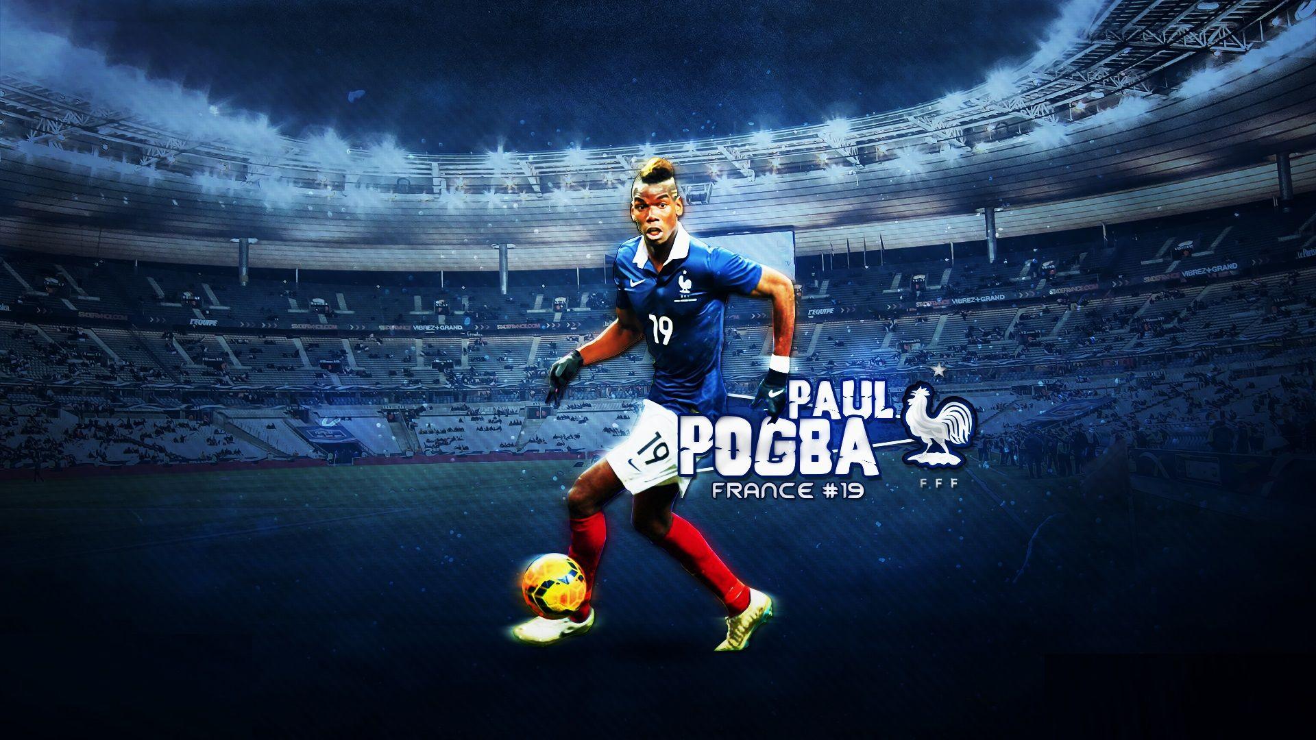 Paul Pogba Hd Wallpapers Paul Pogba Pogba France Paul