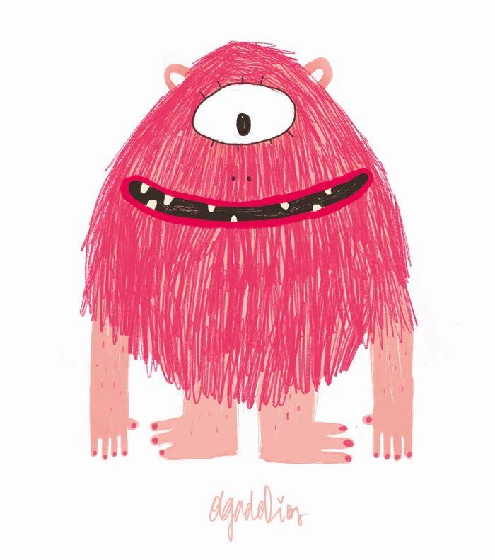Monstruo Rosa Monstruos Libro Infantil El Cuento Actividades