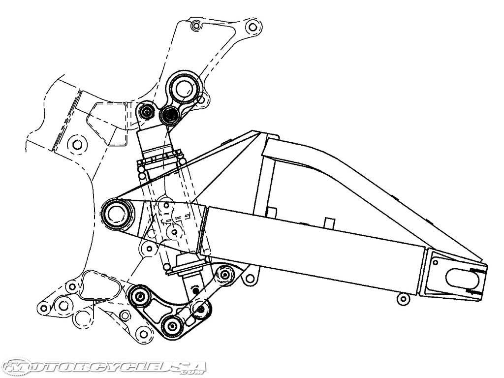 Suzuki Aerio Subframe