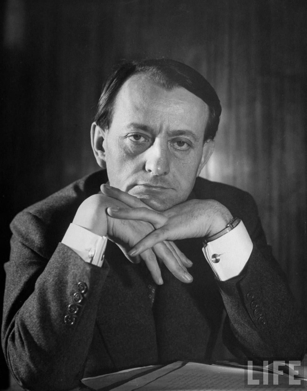 From the LIFE Archives: André Malraux | Portrait, People, Writers and poets