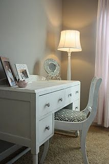 Addie's desk