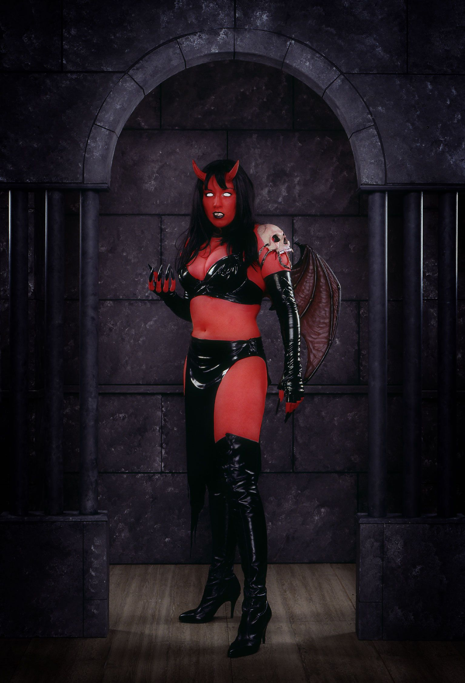 purgatori cosplay Google Search Video game characters