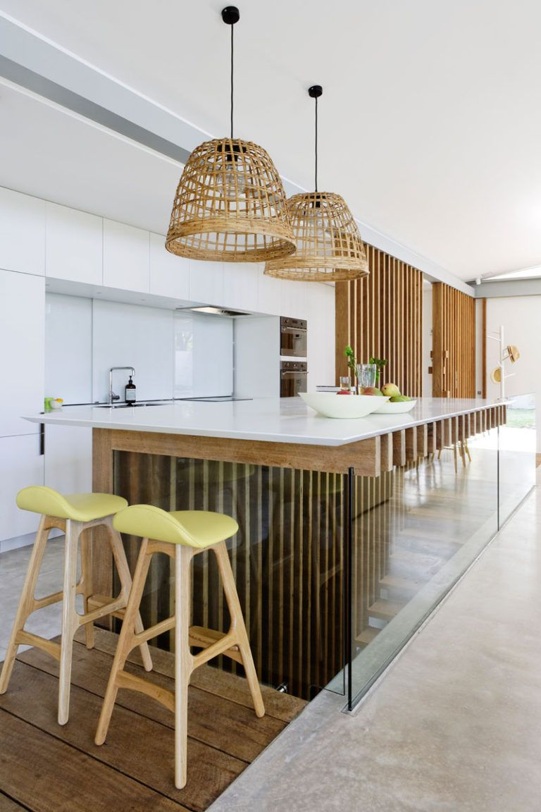 This Home Surrounded By Trees Manages To Evoke The Feeling