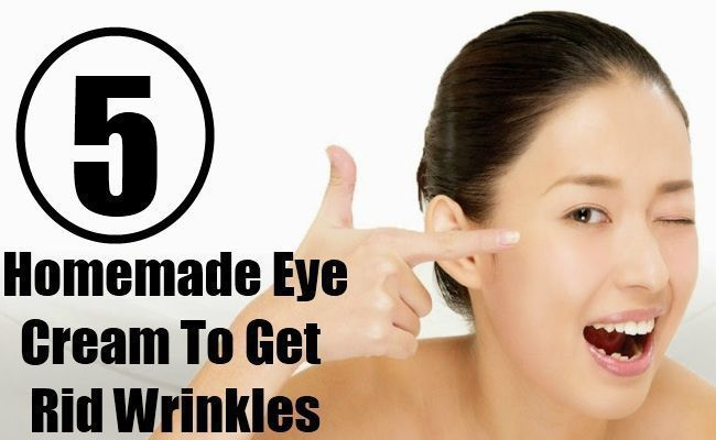 Photo of 5 Homemade eye cream to get rid wrinkles, fine lines And dar…