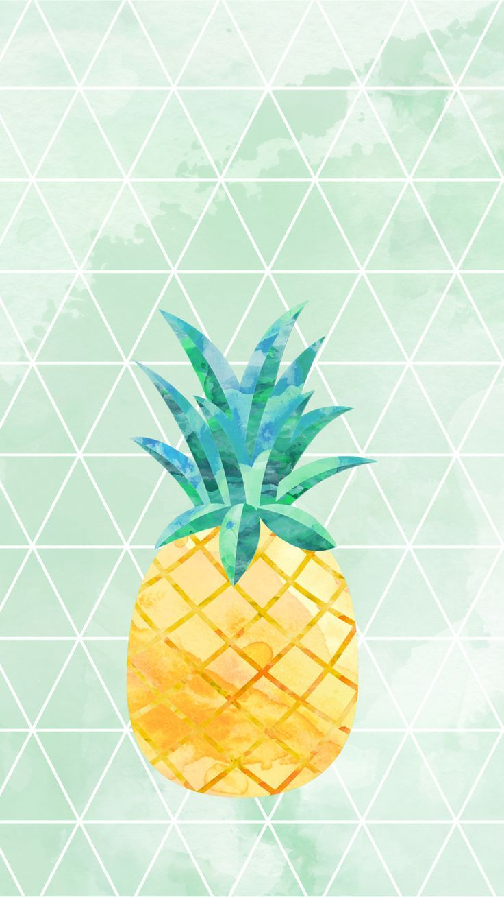 Wallpaper iphone pineapple - Mixbook Inspired Free Iphone Wallpaper For Summer Beautiful Cases For Girls