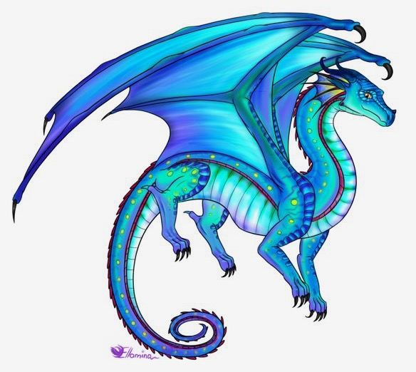 Sea Wing Wings Of Fire Dragons