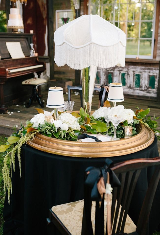 A 1920s Wedding With Southern Charm / Ruche Blog Venue