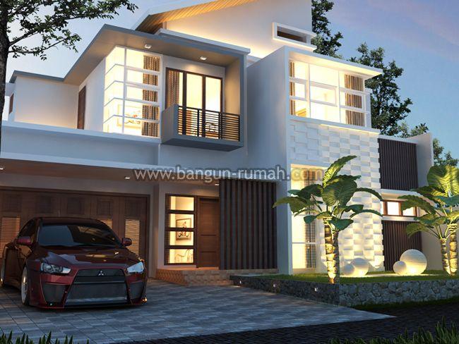 Gambar rumah tropis modern 1 lantai 3 kamar tidur google for Decor kamar tidur