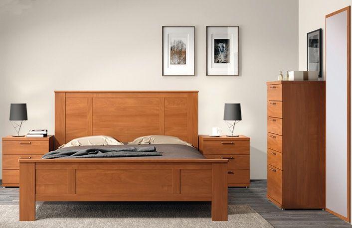Cama mas mesitas | Bedroom | Pinterest | Camas, Mesas y Dormitorio ...
