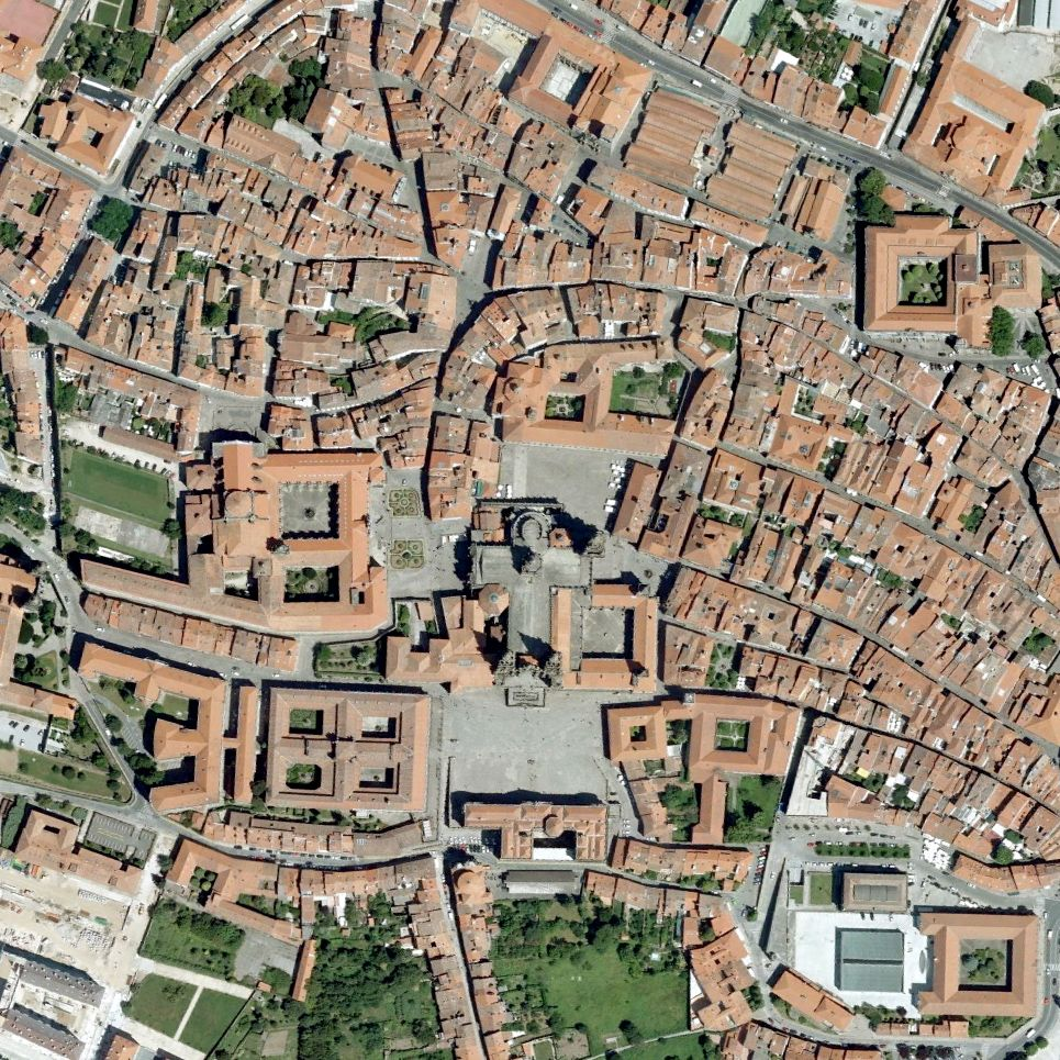 Santiago De Compostela Spain Google Earth Santiago De Compostela Espana Turistico