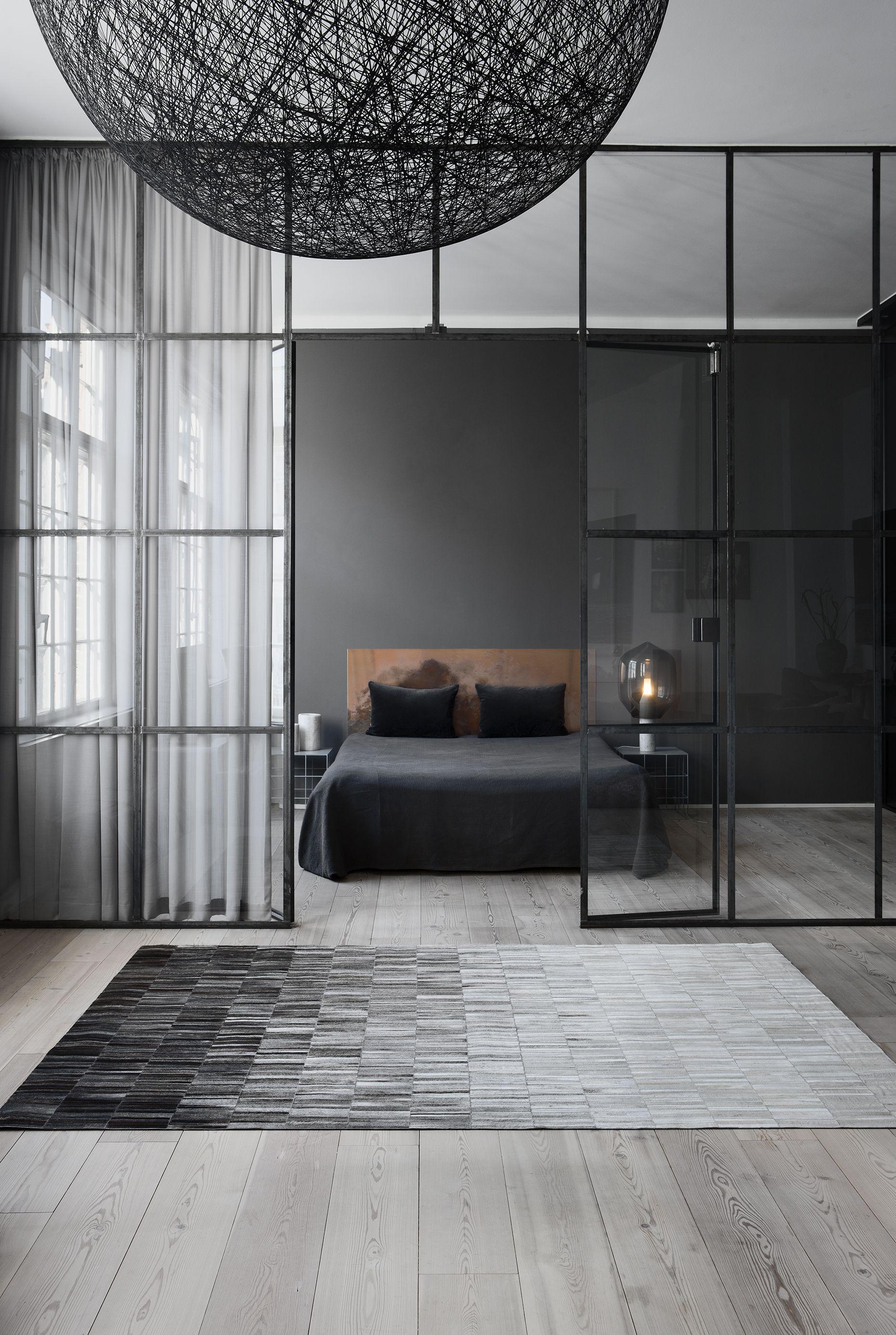 Modern contemporary master bedroom decor  DARK BEDROOM IDEAS  Master Bedroom Interior Design  Grey color is