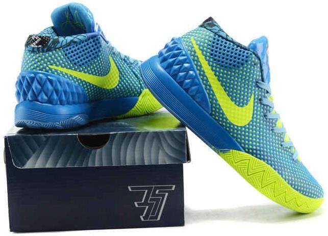 2d87e88cad8e Nike Kyrie 1 Sky Blue Volt2