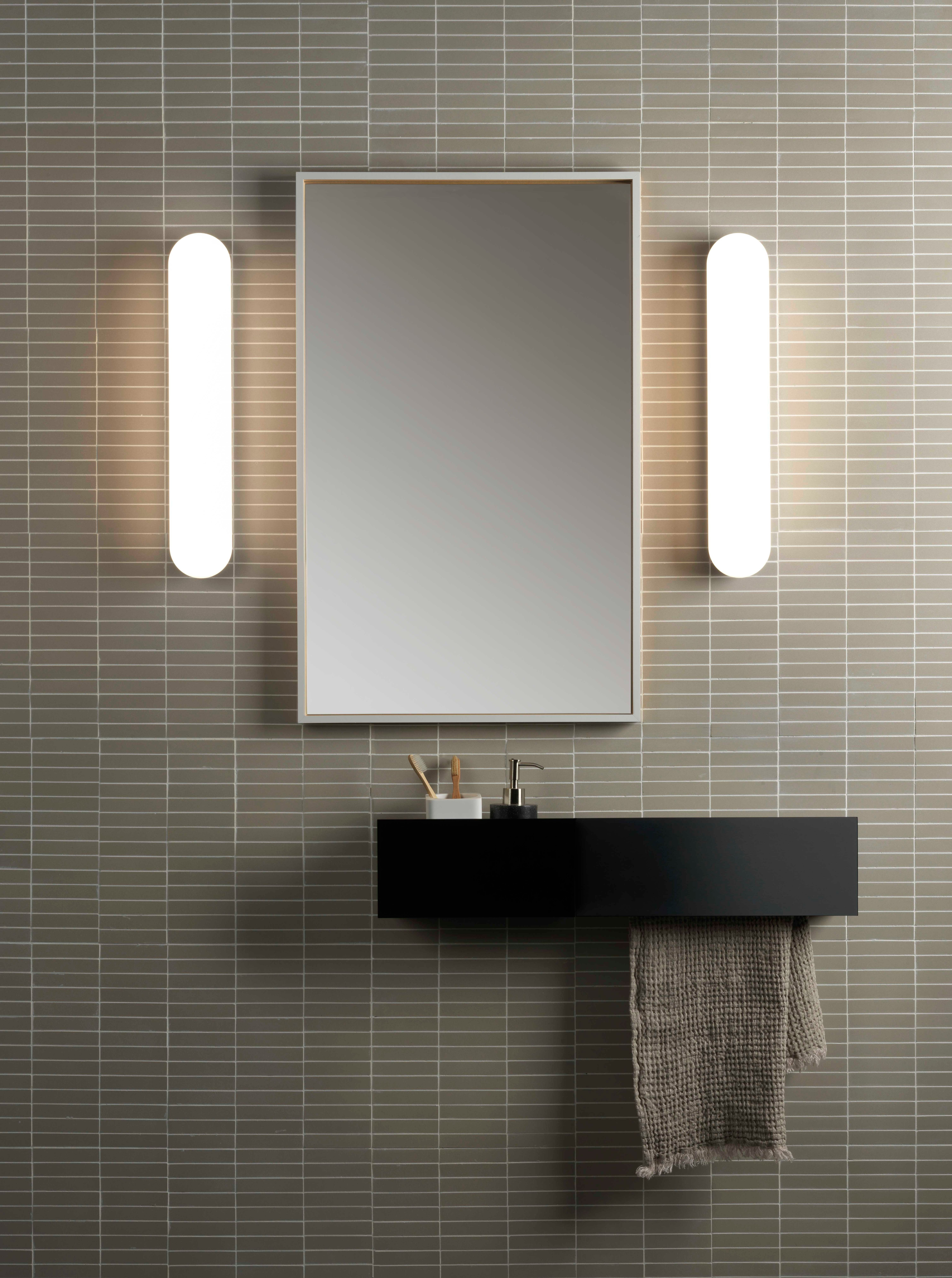 The altea bathroom wall lights by astro lighting baos the altea bathroom wall lights by astro lighting aloadofball Images