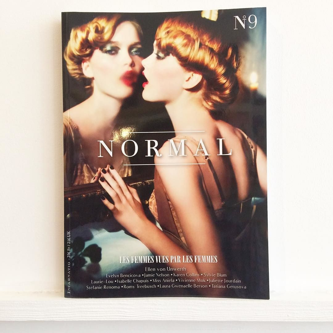 Now Stocking Normal A Fine Art Nude Photography Magazine From
