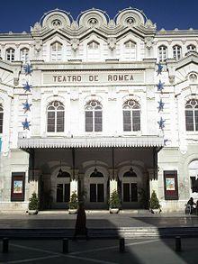 Teatro Romea de Murcia