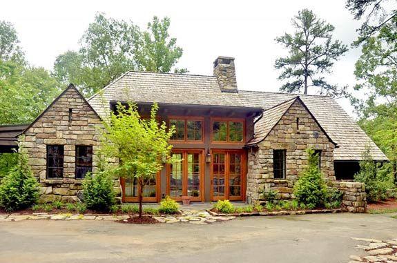 English Stone Cottage House Plans stone english cottage house plans | cliffs valley homes for sale