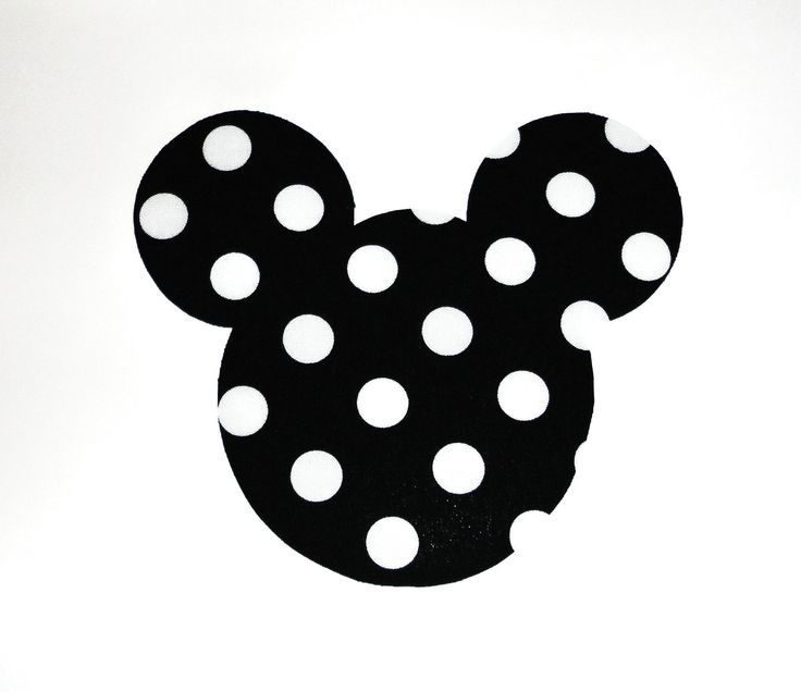 Disney Mickey Mouse Oficial Licenciado hierro en apliques Motif con bordes Cosido