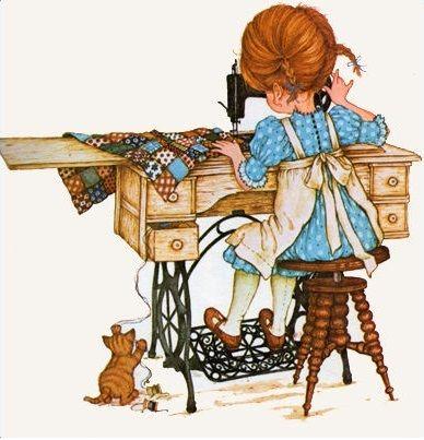 lov.Erka   craftycraft   Sarah kay, Holly hobbie e Sewing ...