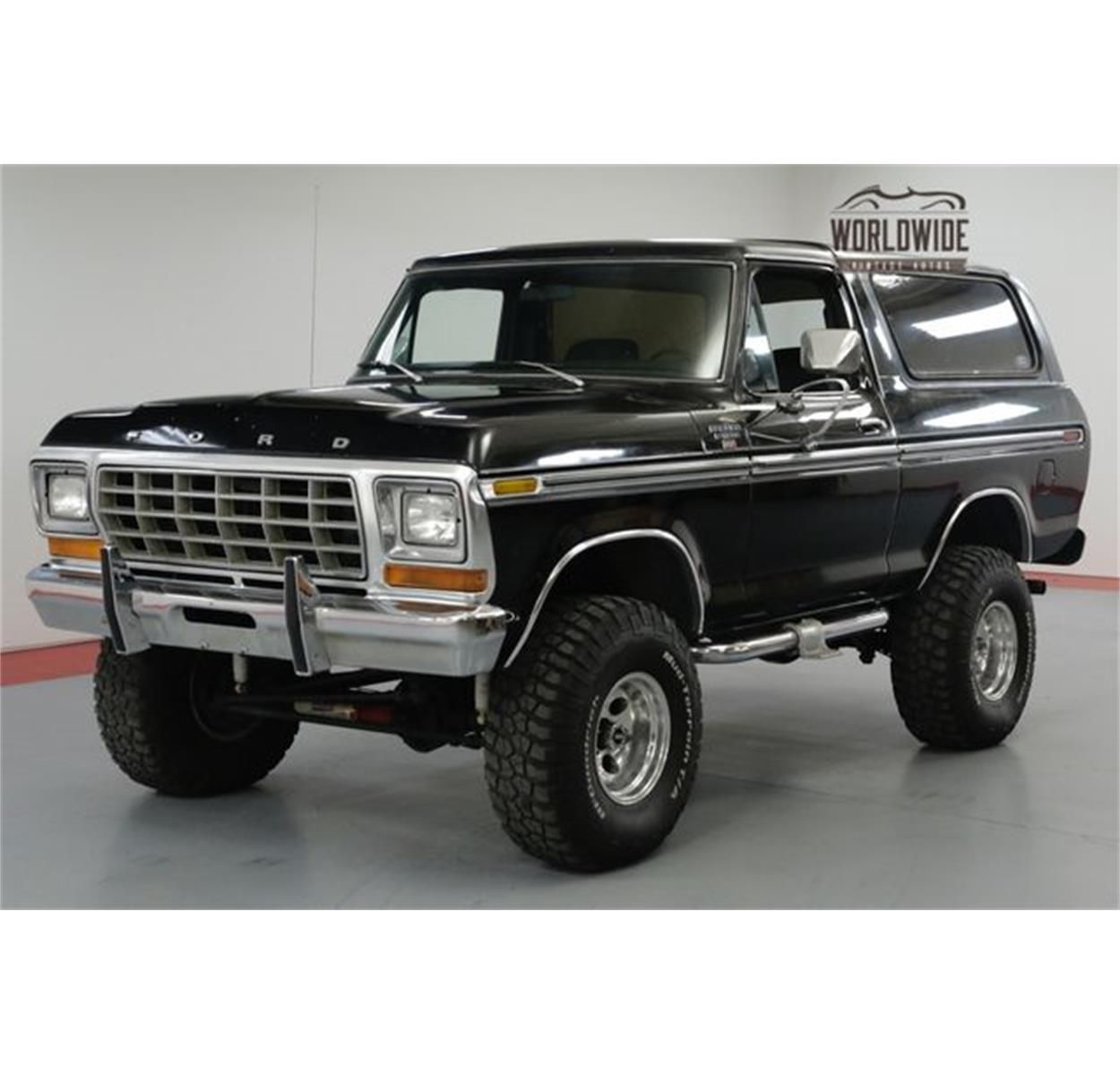 1978 1979 Grill Style Ford Bronco Ford Bronco 1978 Ford