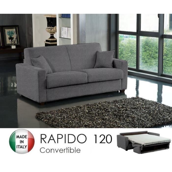 Canapé RAPIDO Places DREAMER Convertible Li Contreplaqué - Vente canapé convertible pas cher