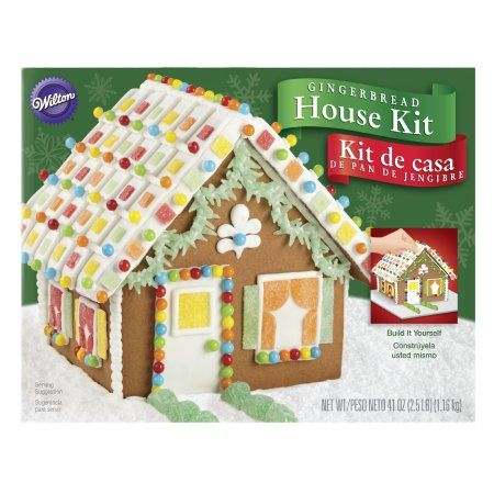 Wilton Gingerbread Cottage Walmart Com Gingerbread House