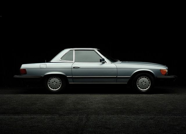 Mercedes-Benz 450SL US-spec (R107) | Mercedes Benz classic