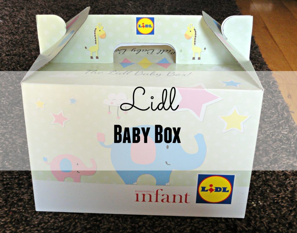 What Is Inside The Lidl Baby Box Baby Box Lidl Baby