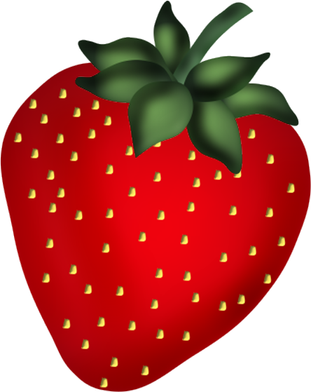 strawberry clip art clip art food clipart pinterest clip rh pinterest com fruit clipart black and white fruit clip art to color