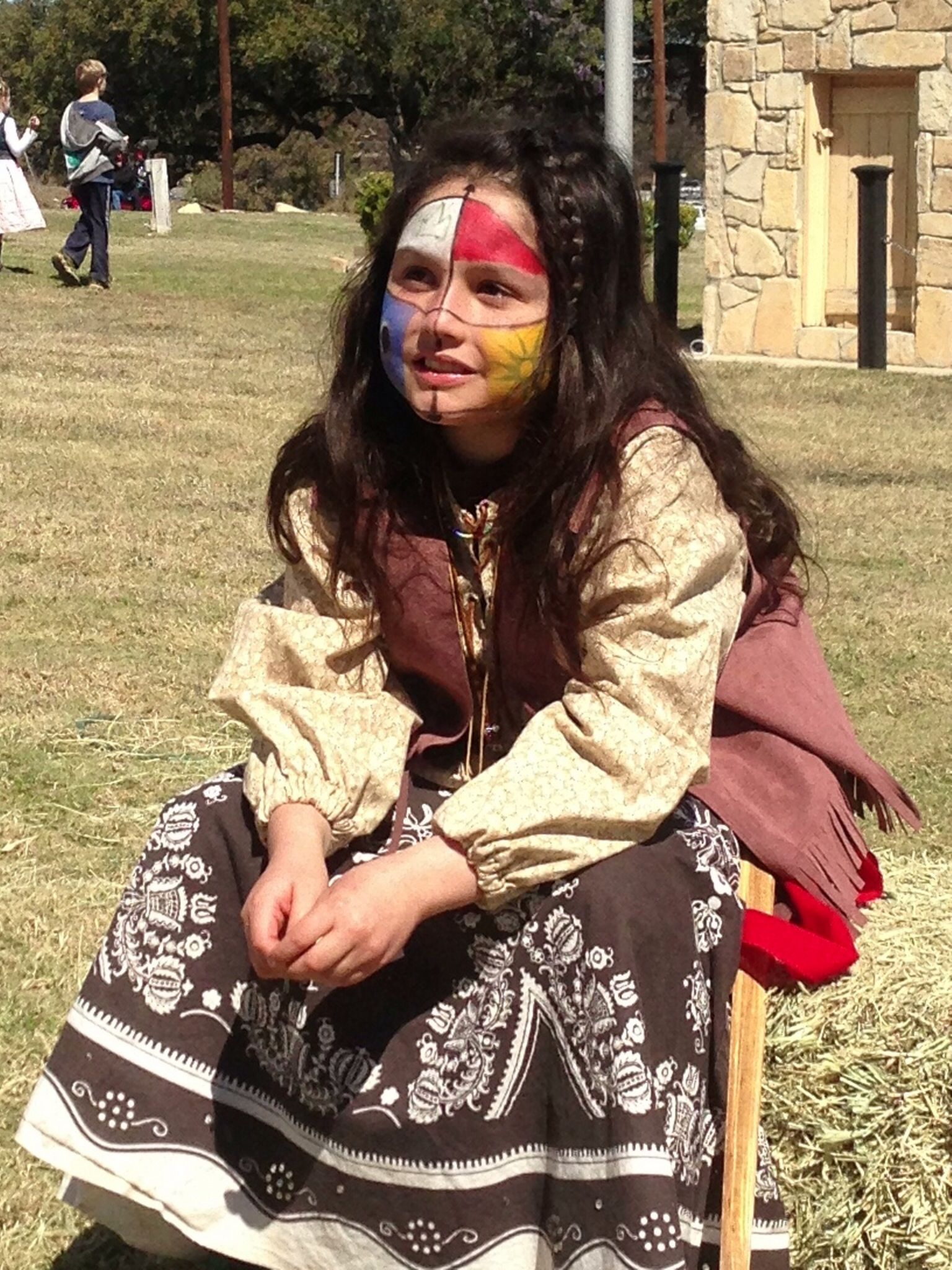Lipan Apache girl | Native american women, Native american ...