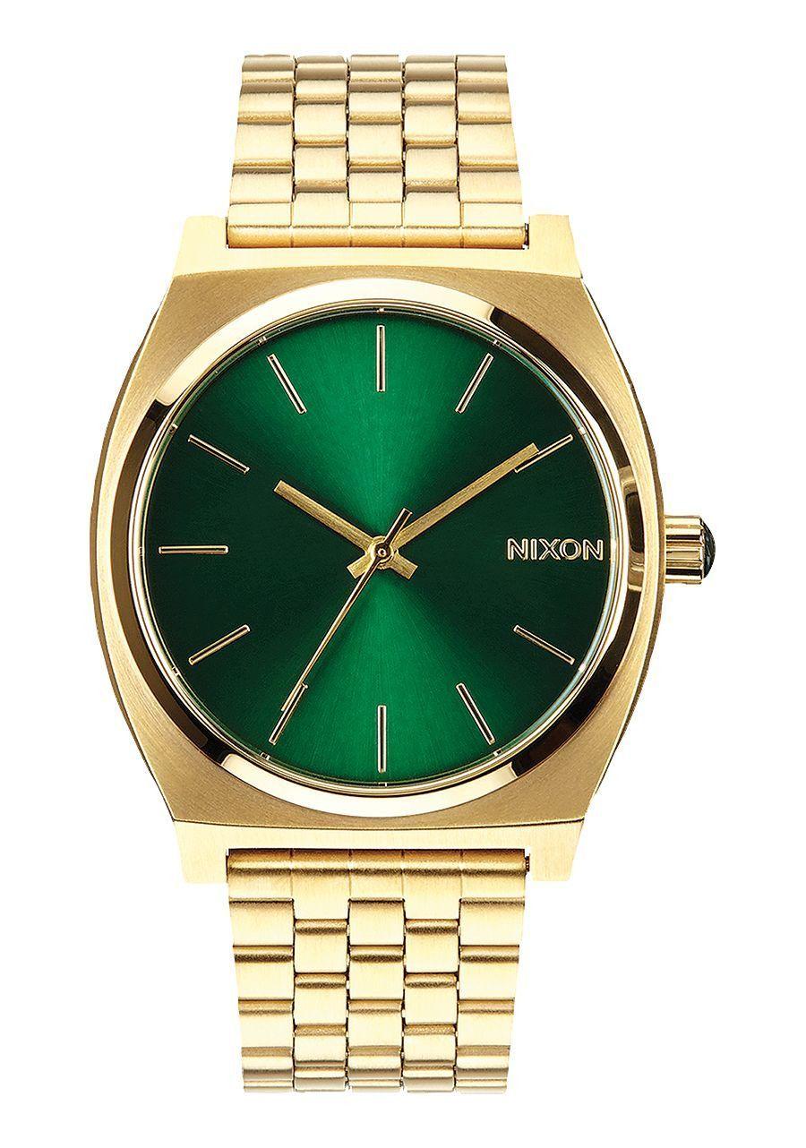 971ba11034311 Nixon Watch Time Teller 37mm