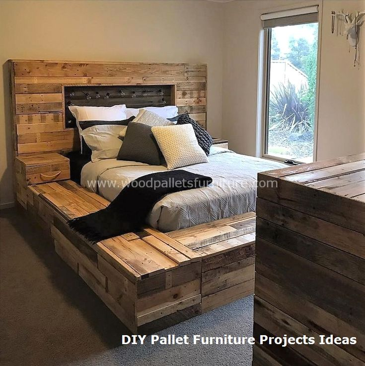 New Diy Pallet Projects And Ideas On A Budget Palletfurniture Diycrafts