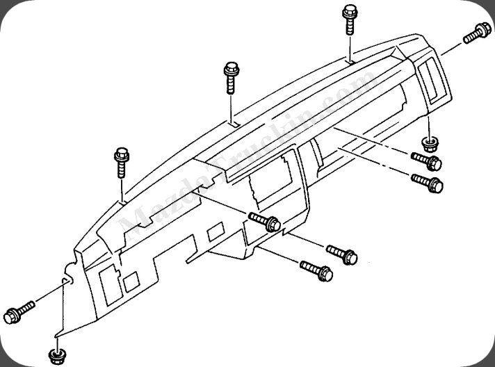 B Ff Bb F Cf E Fc Bbb on 1986 Mazda B2000 Wiring Diagram