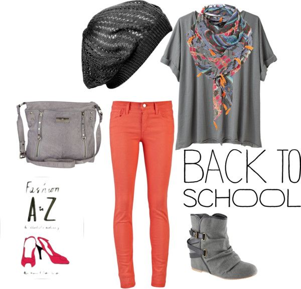 """""""Back to School"""" by rprov on Polyvore"""