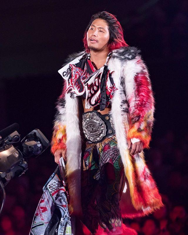 Hiromu Takahashi #kamaitachi   Wrestling   Japanese
