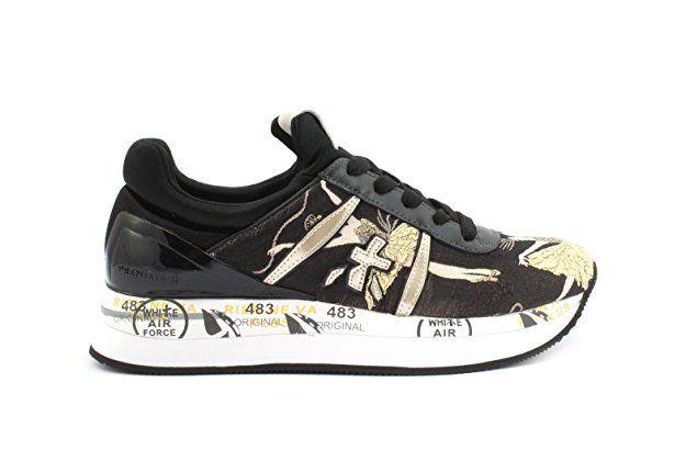 the best attitude 949d6 cd9ee PREMIATA Sneaker Liz 2999 Taglia 36 - Colore Nero - Schuhe ...