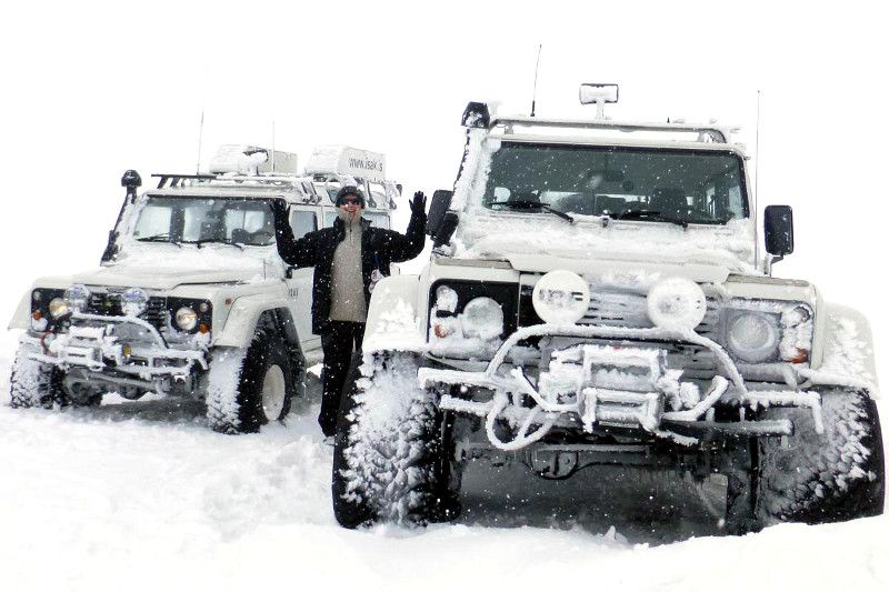 Glacier And Volcano 4x4 Rent A Super Jeep With Guide We Want To