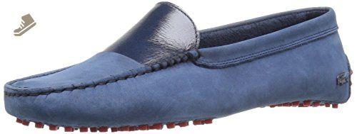 443ebd673d38 Lacoste Women's Couvel 117 1 Sandal Fashion Sneaker, Navy, 9 M US - Lacoste