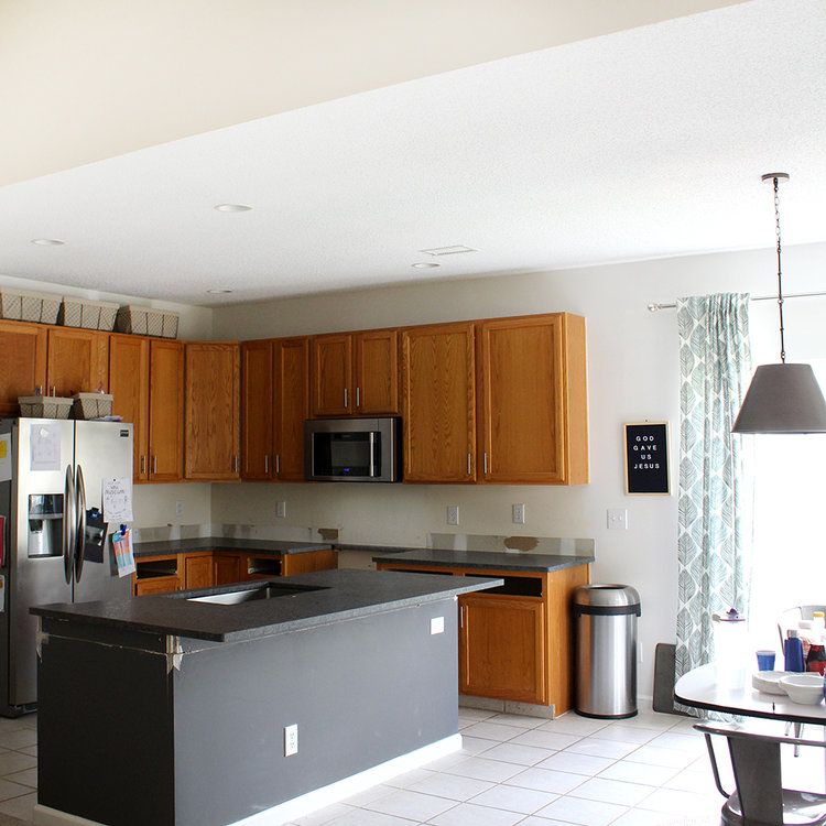 Why We Picked Leathered Granite Countertops (With images