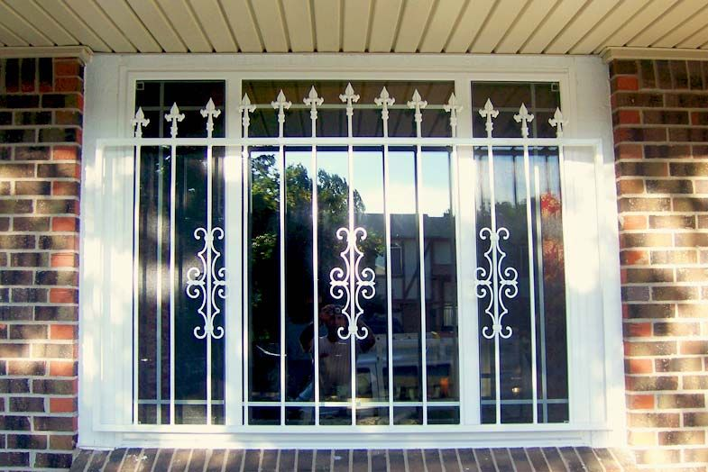 Window Guard With Security Bars | Security/ Safety | Pinterest | Window  Security, Window And Bar